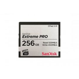 SanDisk CFast 2.0 Extreme Pro 256 GB 525 MB/s