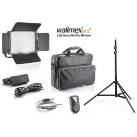 Walimex pro Niova 900 Plus Bi-Color + WT-806