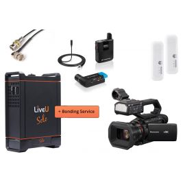 LiveU Solo Basic SDI / NDI|HX Streaming Kit