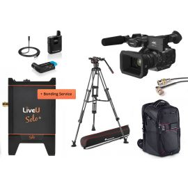 LiveU Solo+ PRO SDI Streaming Kit