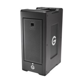 G-Technology G-SPEED Shuttle XL 18TB 8-Bay Thunderbolt 2 RAID (6 x 3TB)