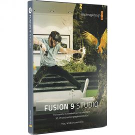 Blackmagic Fusion 9 Studio