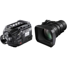 Blackmagic Design URSA Broadcast + LA16x8BRM Lens