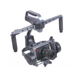 CAME-TV 3-Axis Camera Gimbal CAME-8000 8000S+DC6+CD1