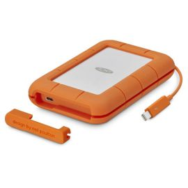 LaCie Rugged Thunderbolt USB-C 5TB (integ. Cable)